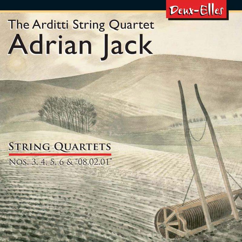 Adrian Jack String Quartets