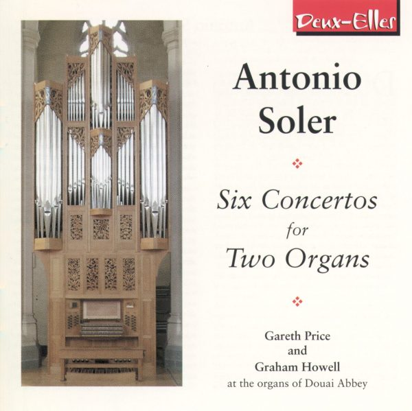 Soler Six Concertos for Two Organs